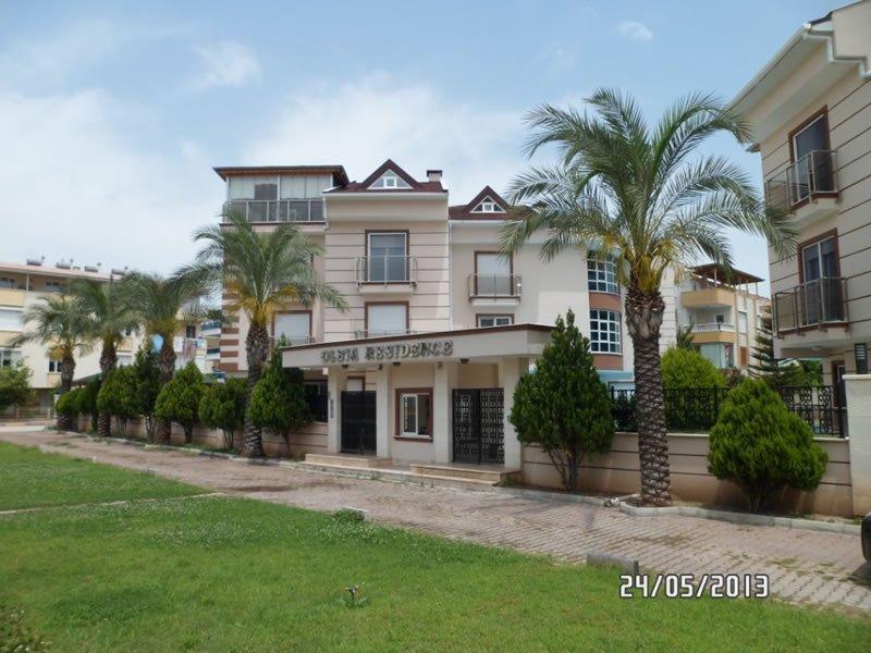 Antalyada Deniz Manzarali Satilik Evler
