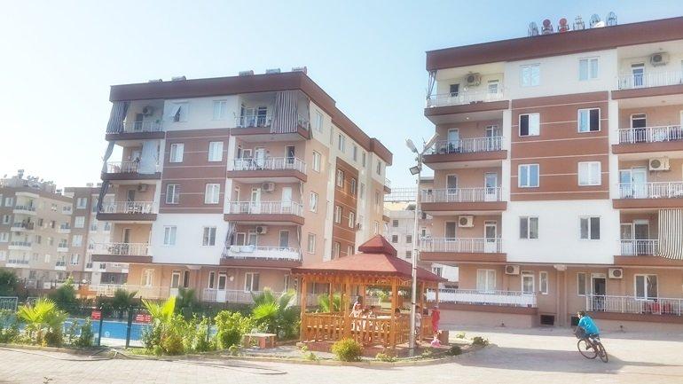 Antalya Kepezde Satılık Evler