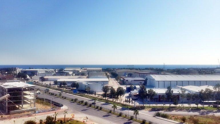 Antalyada Satılık Deniz Manzaralı Daire