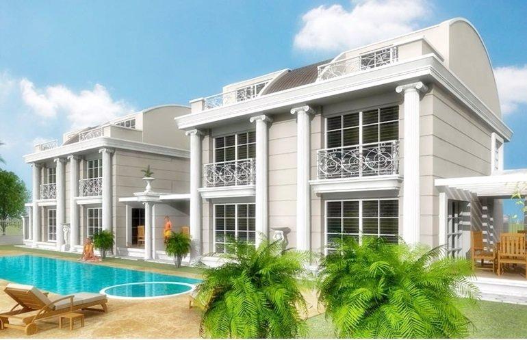 Satilik Villa Antalyada