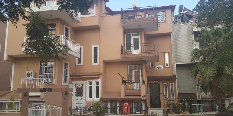 antalya larada satılık villa