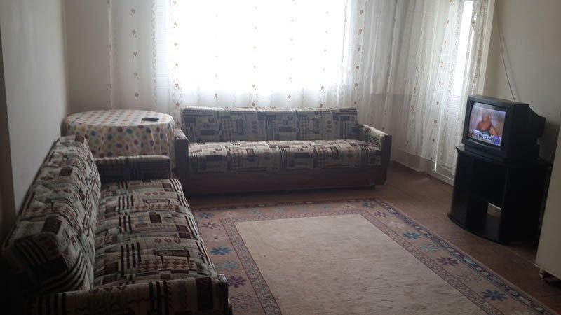 Antalyada Mobilyalı Kiralık Daire