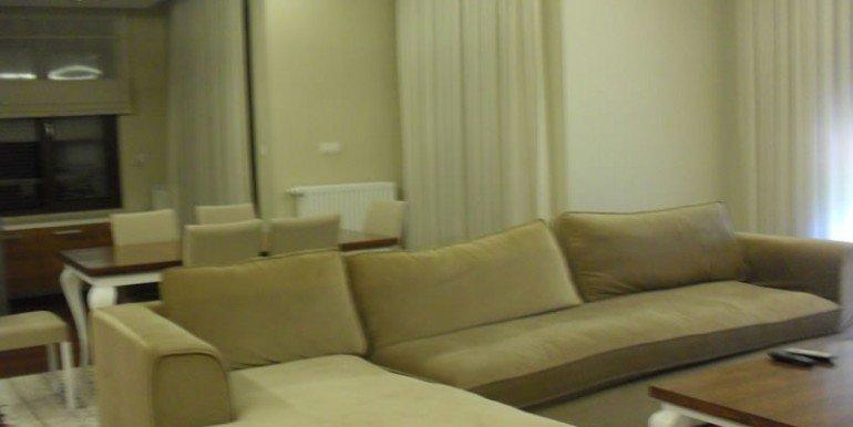 antalyada kiralik mobilyali daire
