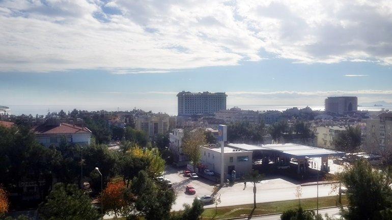 Antalyada Satılık Daireler