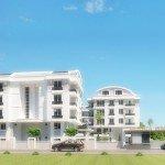 Antalyada satılık lüks daireler