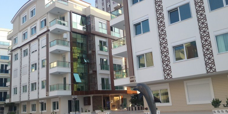 Antalya Konyaaltı Satılık Residence