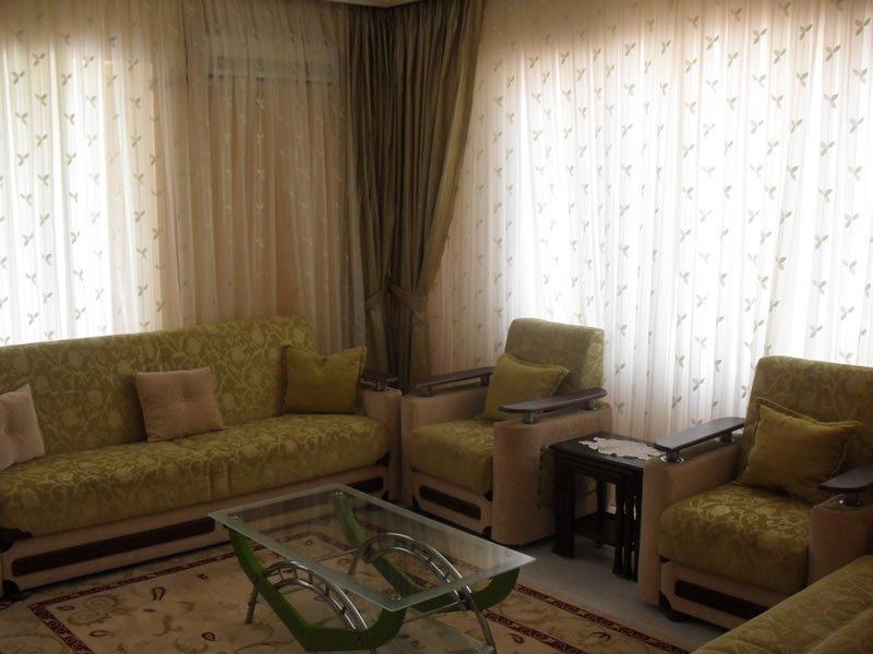 Antalyada Eşyalı Kiralık Evler
