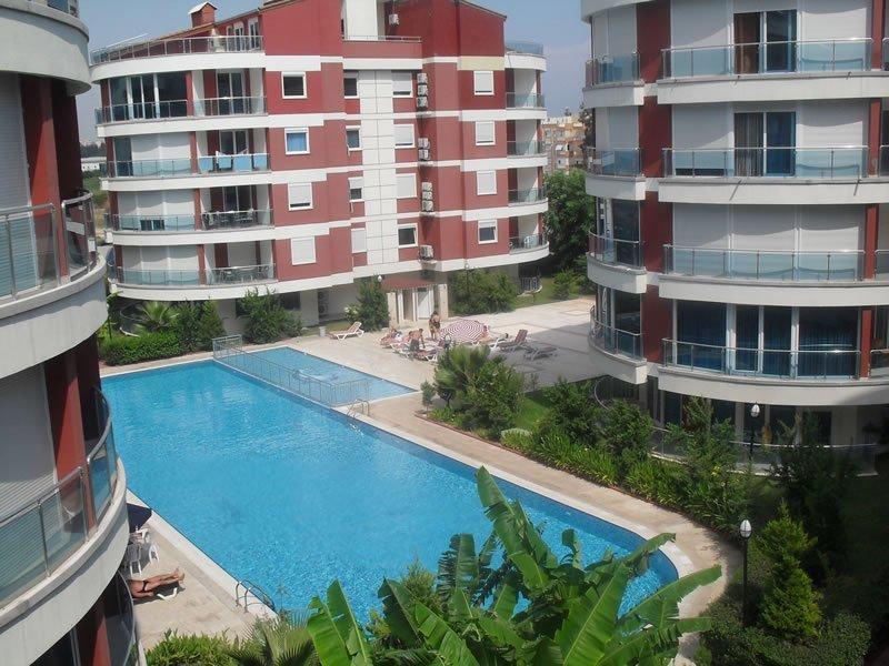Antalyada Mobilyalı Kiralık Yazlık