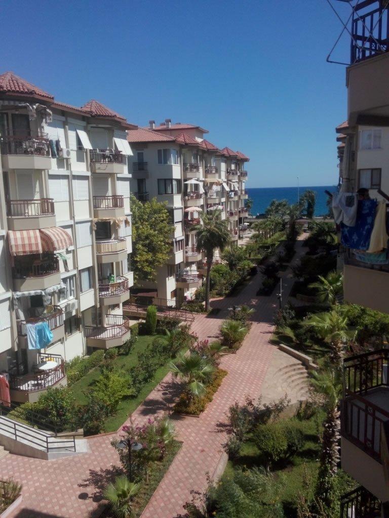 Antalyada Deniz Manzaralı Kiralık Daireler