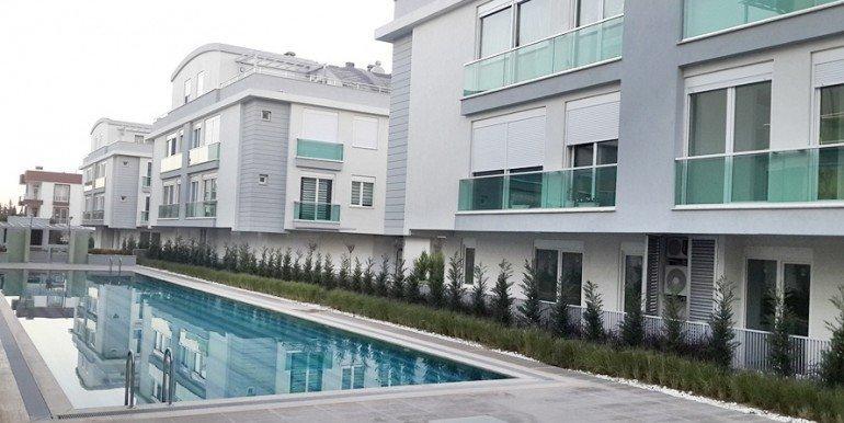 Antalya site içinde ultra lüx daire