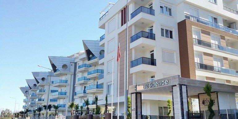 Antalya  Satılık Residence