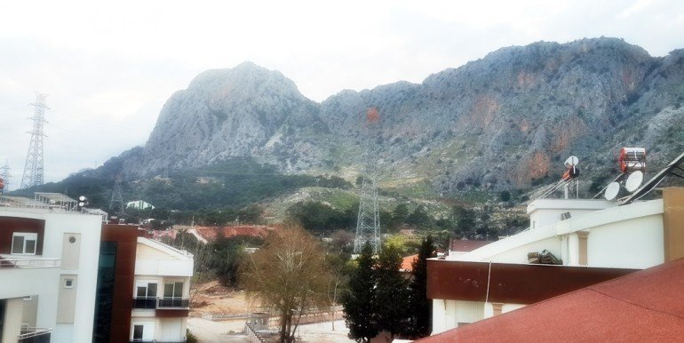 Antalya Konyaaltı Hurmada Satılık Daireler