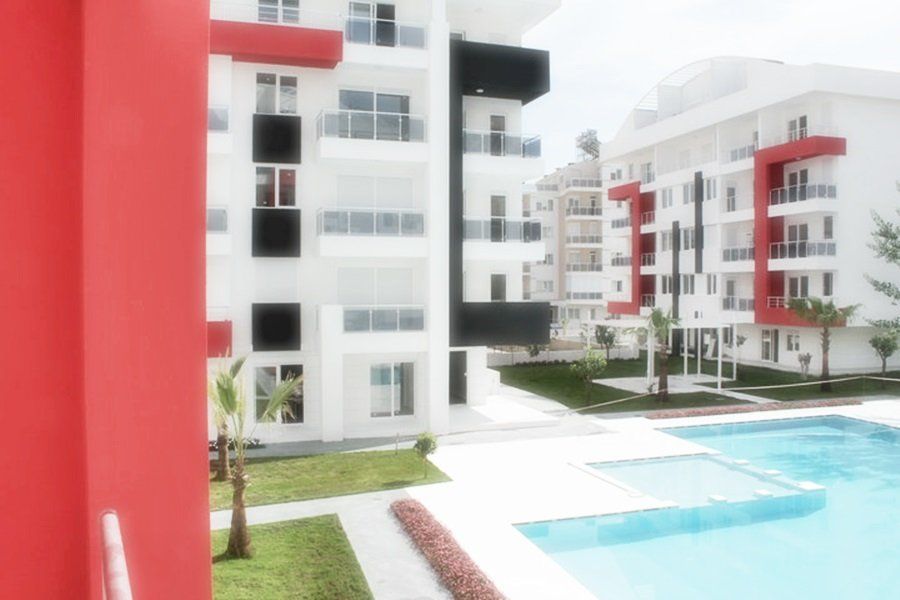 Antalyada Satılık Eşyalı Ev