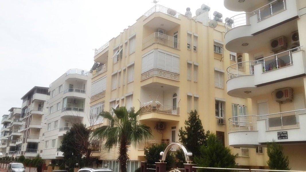 Satılık Daire Antalya